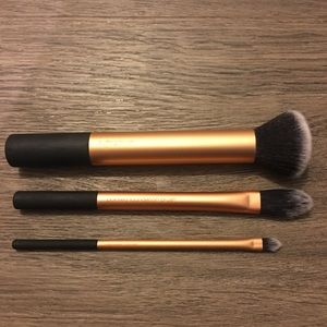 REAL TECHNIQUES: Make-up brushes